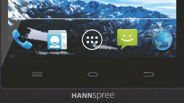 SN50MC1: Hannspree steigt in den Smartphone-Markt ein