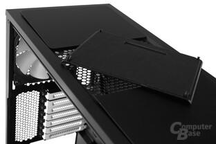 Fractal Design Define R5 – Abdeckungen im Deckel mit Schalldämmung