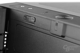 Fractal Design Define R5 – Lüftersteuerung