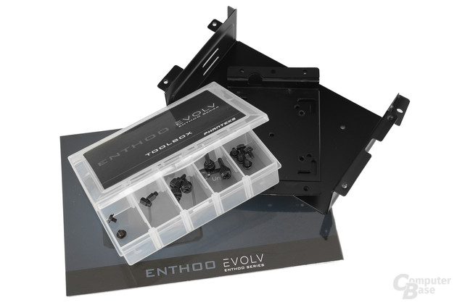 Phanteks Enthoo Evolv – Zubehör