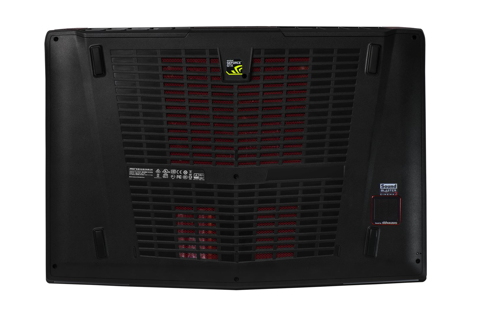 MSI GT72 2QE Dominator Pro mit GTX 980M