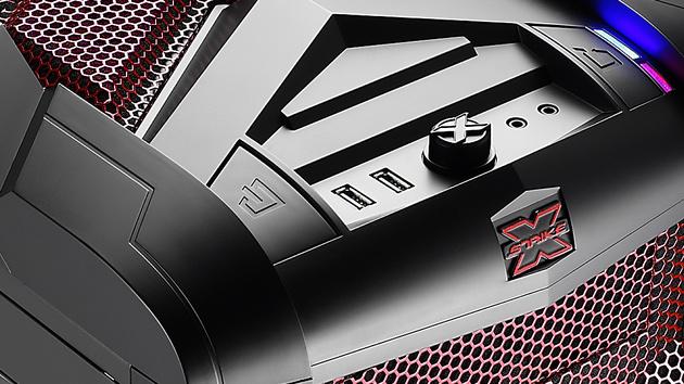 """Strike-X Cube: Aerocool mit zweiter Version des """"Xpredator Cube"""""""