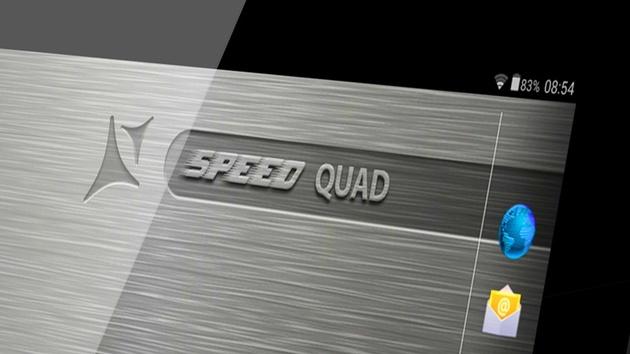 Allview Speed Quad: Android-Tablet mit sieben Zoll für 60 Euro