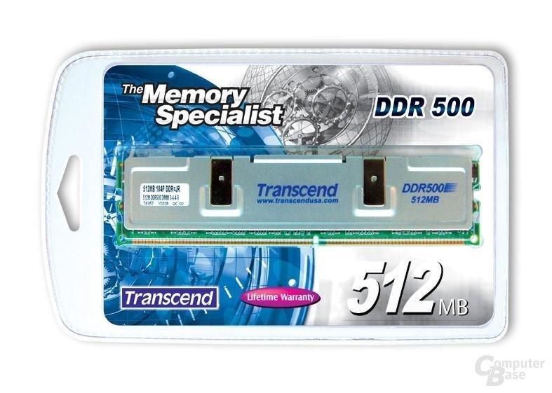 DDR500