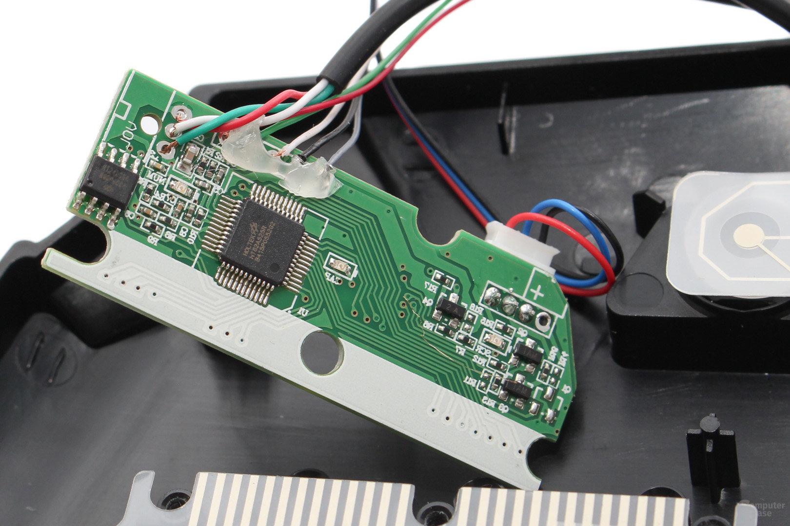 Holtek-Controller (HT82A525R)