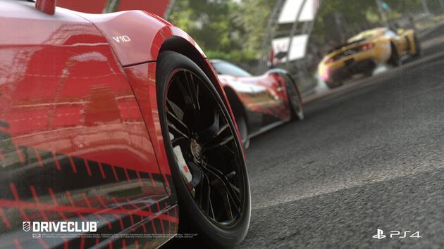 PlayStation 4: Driveclub mit Serverproblemen zum Start