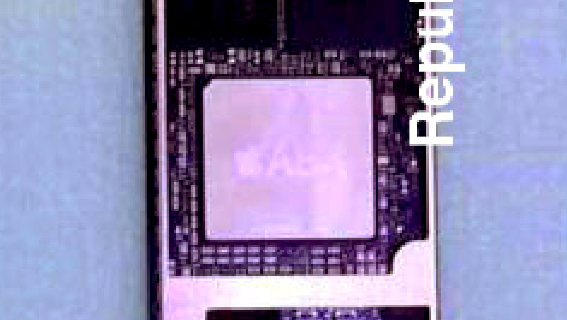 iPad Air 2 – A8X SoC
