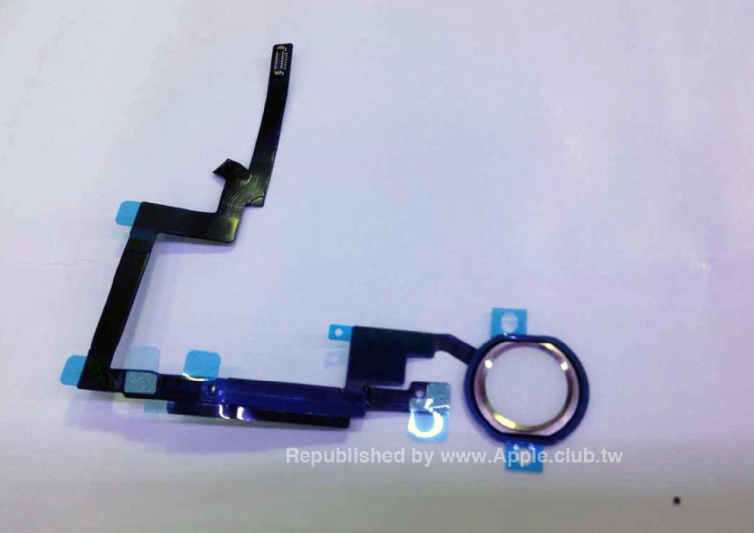 iPad Air 2 – Touch ID
