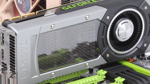 """""""Kepler"""" im Ausverkauf: Die GeForce GTX 770 fällt im Preis auf 200 Euro"""