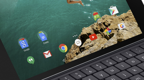 Google Nexus 9: Stock Android mit Nvidia Tegra K1 und 64-Bit