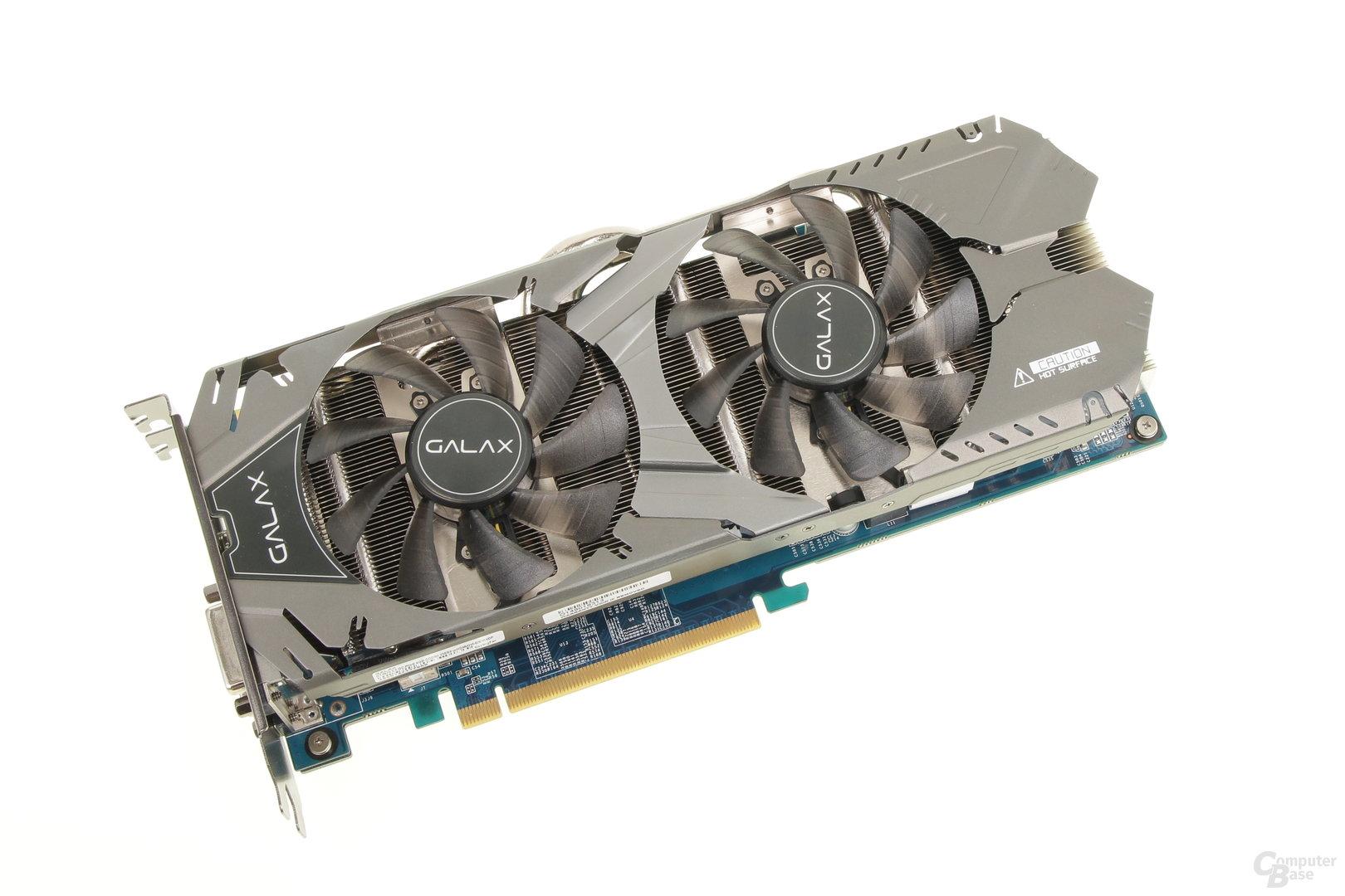Galax GeForce GTX 970 OC EX