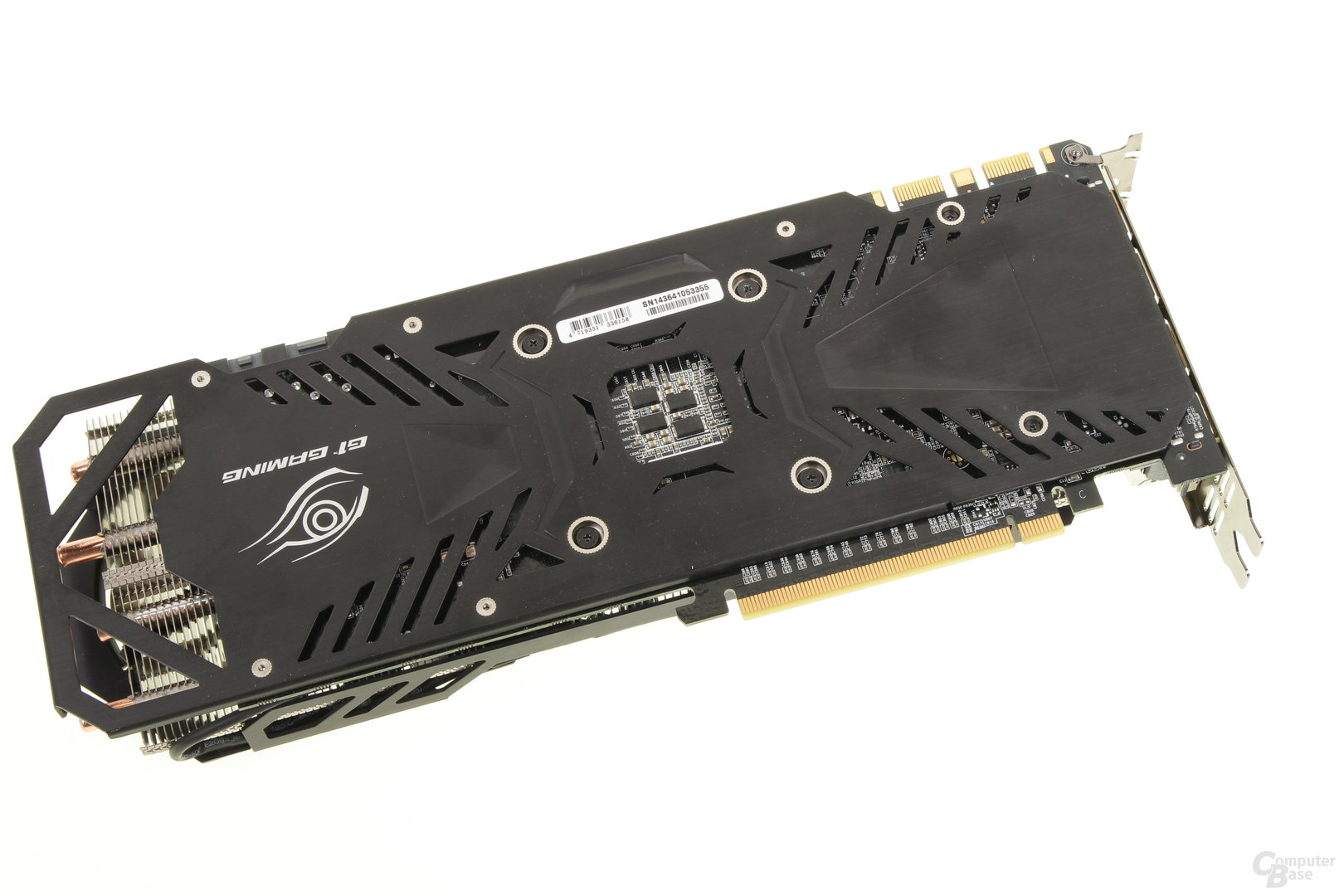 Gigabyte GeForce GTX 970 G1 Gaming – Rückseite