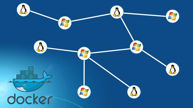 Microsoft: Docker-Container für Windows