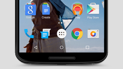 Android 5.0 Lollipop: Neue Optik kommt als Google Now Launcher