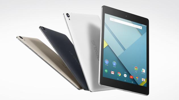 Nexus 9: Das Tablet hat immer zwei Jahre Garantie