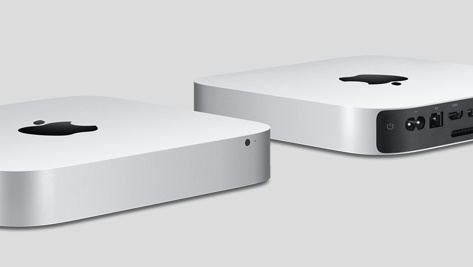 Apple: Mac mini erhält Intels Haswell-CPU
