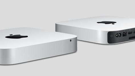 Apple: Mac mini erhält Intels Haswell-CPU