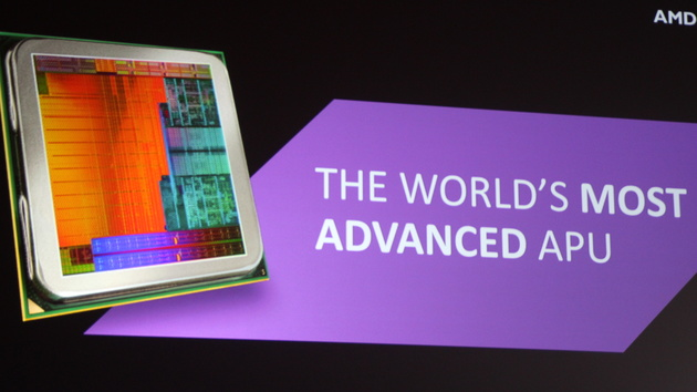 AMD: Zwei neue Semi-Custom-SoCs für 1 Mrd. Umsatz