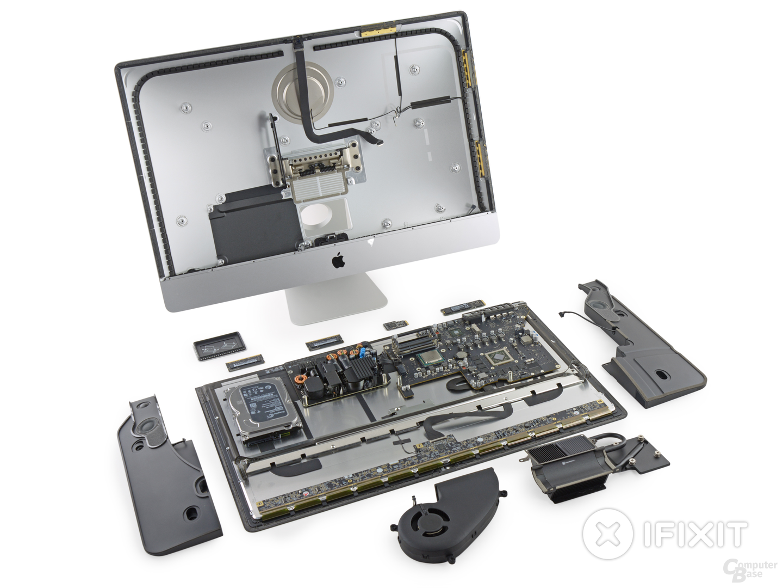 Innenleben des 27-Zoll-5K-iMac