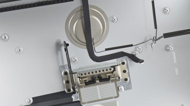 apple imac auch das modell mit 5k ist schwer zu reparieren computerbase. Black Bedroom Furniture Sets. Home Design Ideas