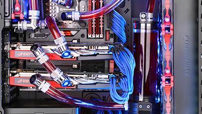 Thermaltakes Core V31: Gehäuse mit Hang zur internen Wasserkühlung