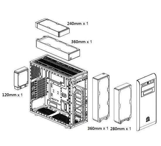 Thermaltake Core V31
