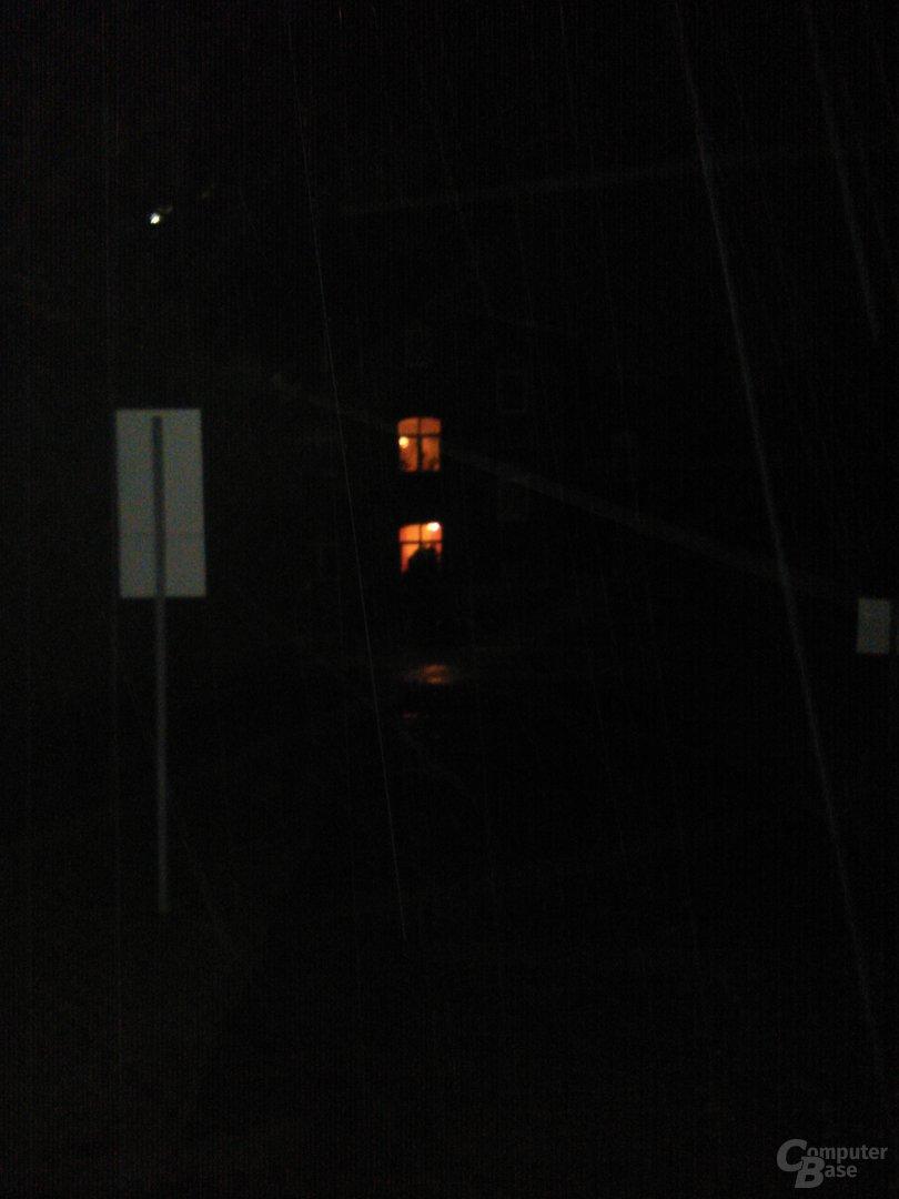 CAT S50 – Aufnahme bei Nacht