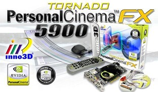 nno3D Tornado GeForce FX 5900 Personal Cinema