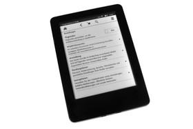 Amazon Kindle – Einstellungen