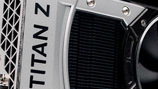 Dual-GPU-Grafikkarte: GeForce GTX Titan Z fällt auf 50 Prozent des UVP