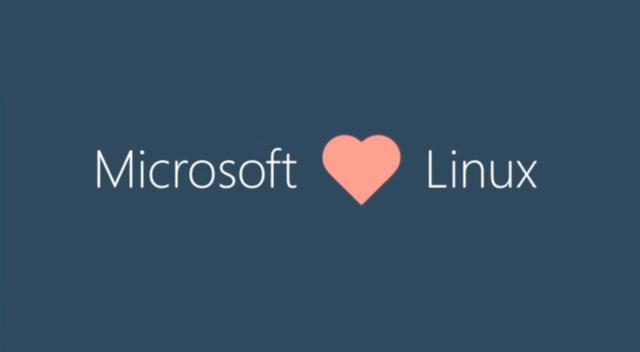Zur Ankündigung hieß es: Microsoft liebt Linux