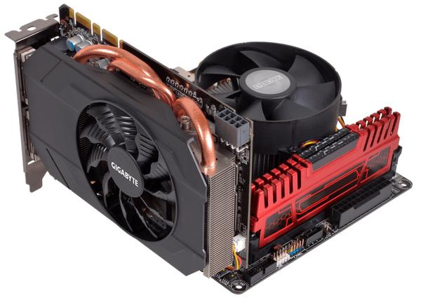 Gigabyte GeForce GTX 970 für Mini ITX