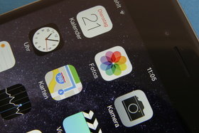 Apple iPhone 6 Plus: 1.080 × 1.920 Pixel auf 5,5 Zoll