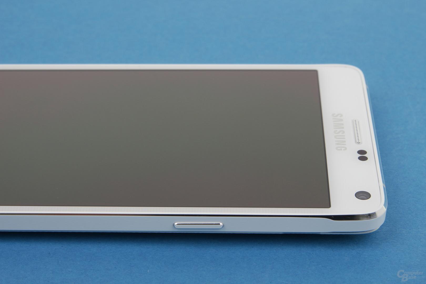 Samsung Galaxy Note 4: Jetzt mit Metallrahmen