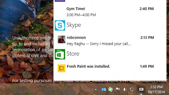 Windows 10 Build 9860: Die technische Vorschau erhält das erste Update