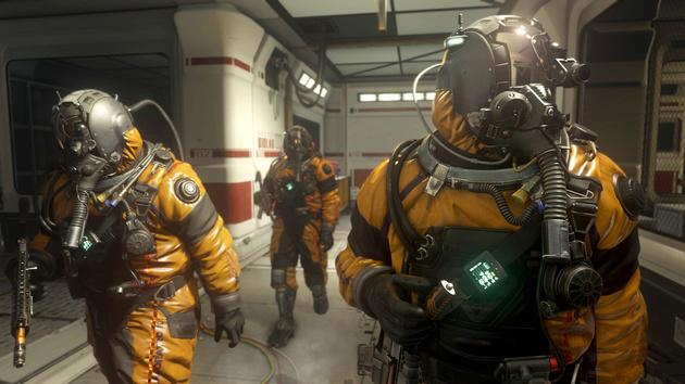 Call of Duty: Advanced Warfare: Ego-Shooter verlangt erneut nach 6 GB RAM