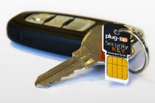 U2F-Key von Plug-up