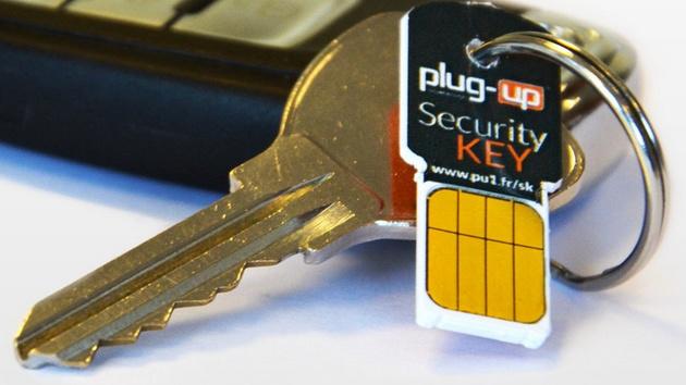 Zwei-Faktor-Authentifizierung: Google-Anmeldung per USB-Schlüssel