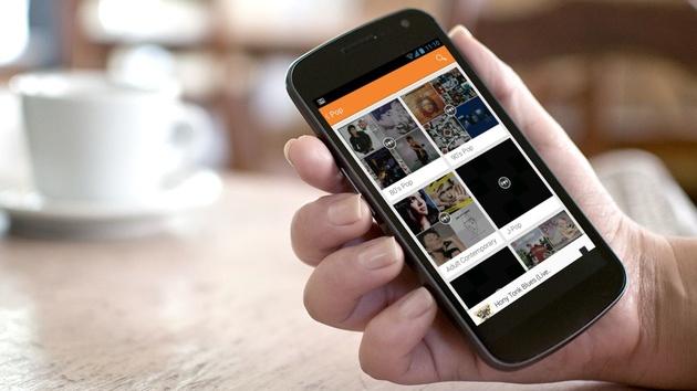 Google Play Music: Redaktionell gepflegte Playlisten im Material Design