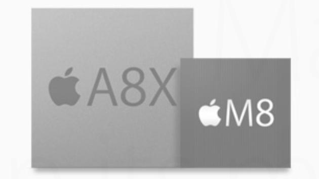 Apple iPad Air 2: A8X-SoC mit Triple-Core-CPU und schnellerer GPU