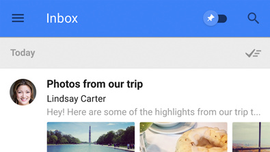 Inbox: Google krempelt die E-Mail-Verwaltung um