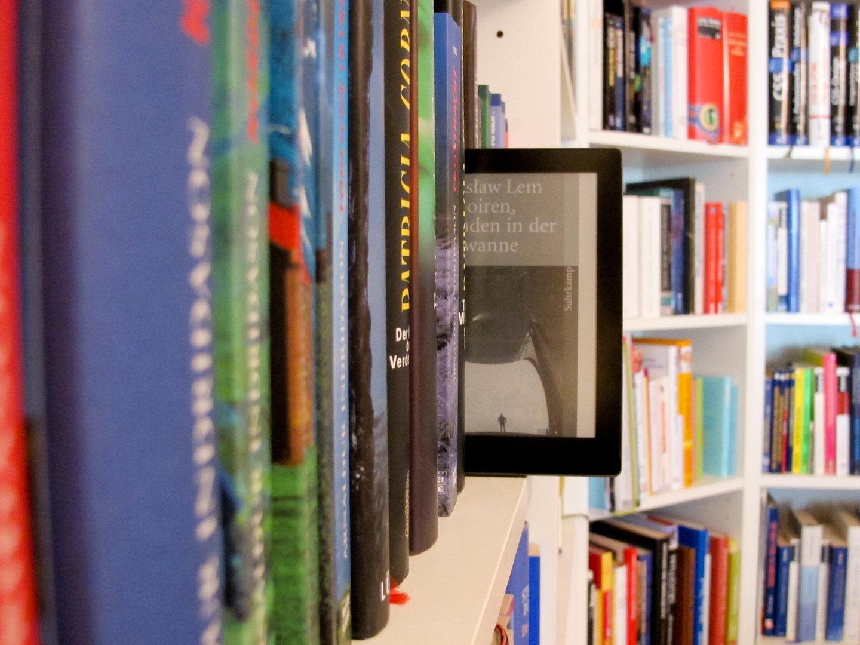 Der E-Book-Reader Kobo Aura