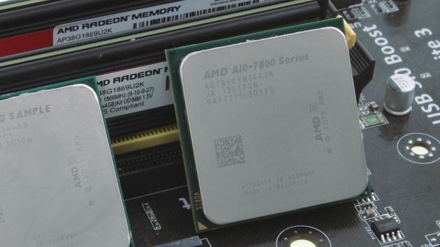 """AMD APUs: Preissenkungen bei """"Kaveri"""" und """"Richland"""""""