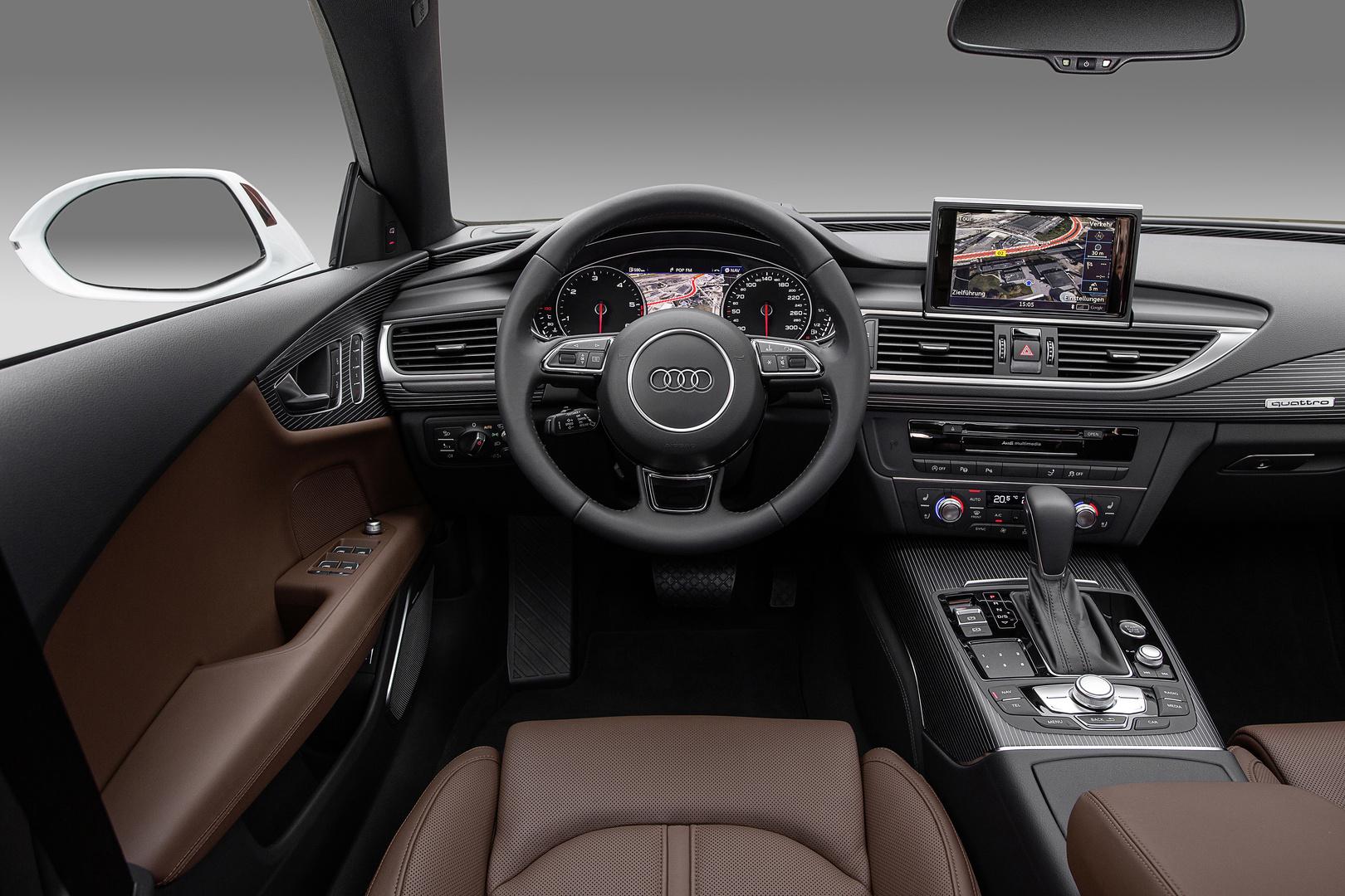 Audi A7 Sportback – Cockpit