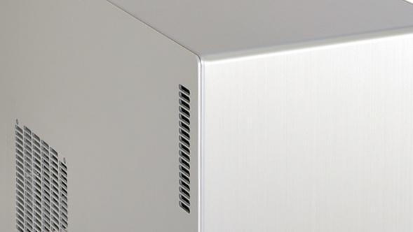 Lian Li PC-Q26: ITX-Gehäuse aus Aluminium für bis zu zehn HDDs