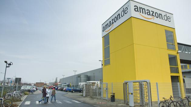 Quartalszahlen: Amazon mit einer halben Milliarde Verlust