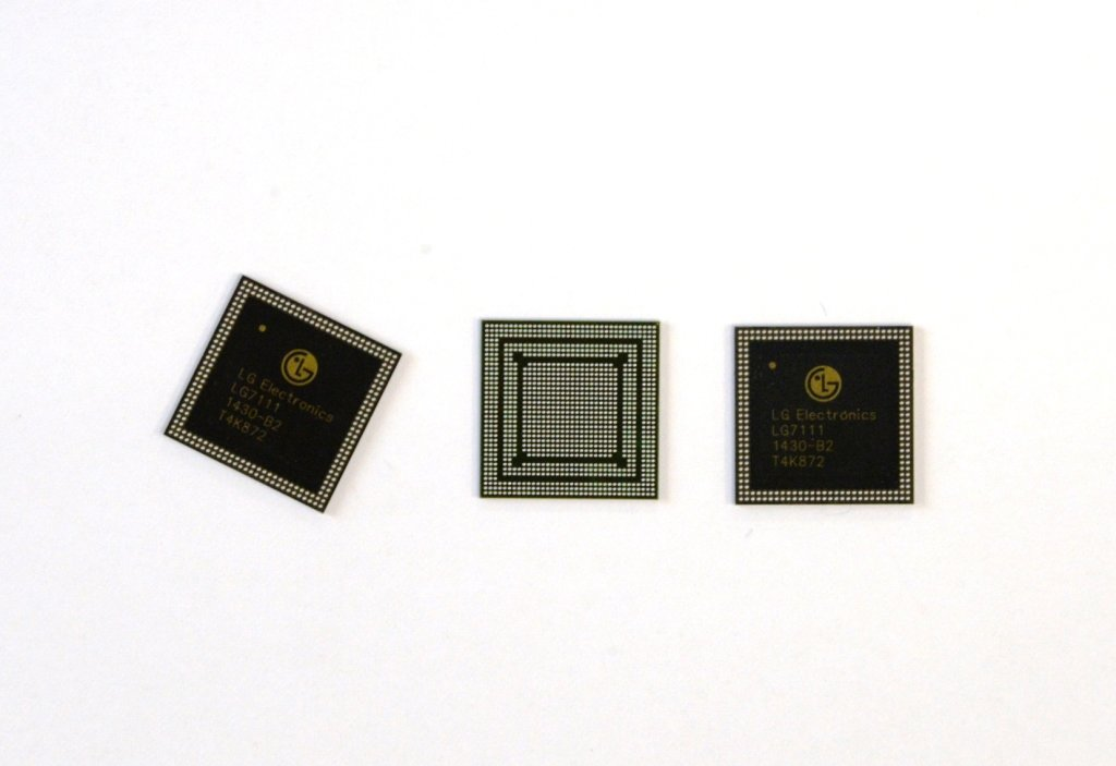LGs erster Smartphone-SoC: Der Nuclun 500