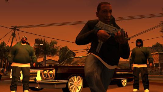 GTA: San Andreas: HD-Remake für die Xbox 360 zum 10. Geburtstag