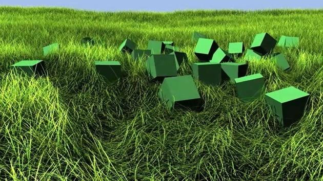 Nvidia GameWorks: Gras mit Fußstapfen und realistischen Schatten