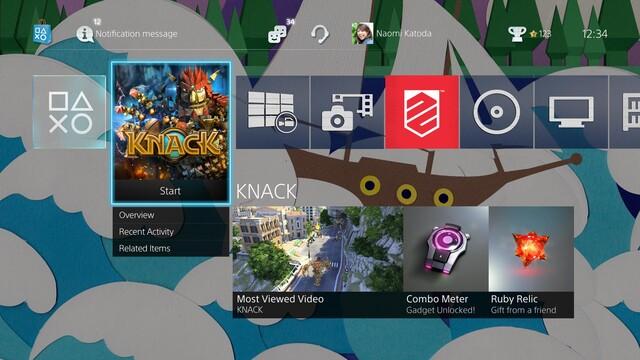 System Software 2.0: Neue Hintergrundbilder